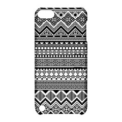 Aztec Pattern Design(1) Apple Ipod Touch 5 Hardshell Case With Stand by BangZart