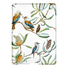 Australian Kookaburra Bird Pattern Samsung Galaxy Tab S (10 5 ) Hardshell Case  by BangZart