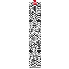 Aztec Design  Pattern Large Book Marks by BangZart