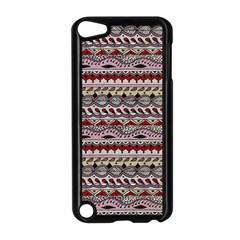 Aztec Pattern Art Apple Ipod Touch 5 Case (black) by BangZart
