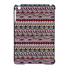 Aztec Pattern Art Apple Ipad Mini Hardshell Case (compatible With Smart Cover) by BangZart