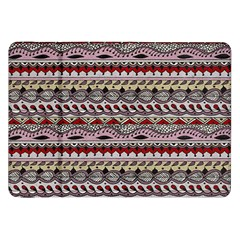 Aztec Pattern Art Samsung Galaxy Tab 8 9  P7300 Flip Case by BangZart