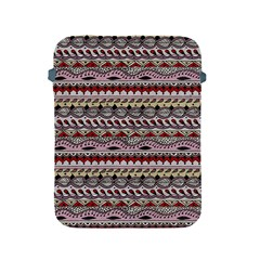 Aztec Pattern Art Apple Ipad 2/3/4 Protective Soft Cases by BangZart