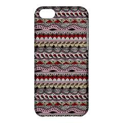Aztec Pattern Art Apple Iphone 5c Hardshell Case by BangZart