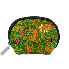 Art Batik The Traditional Fabric Accessory Pouches (small)  by BangZart
