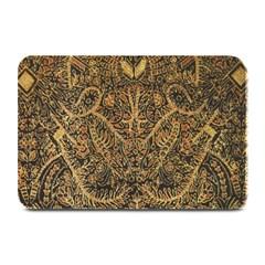 Art Indonesian Batik Plate Mats by BangZart