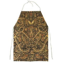 Art Indonesian Batik Full Print Aprons by BangZart
