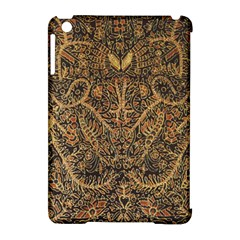 Art Indonesian Batik Apple Ipad Mini Hardshell Case (compatible With Smart Cover) by BangZart