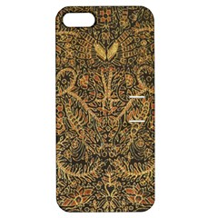 Art Indonesian Batik Apple Iphone 5 Hardshell Case With Stand by BangZart