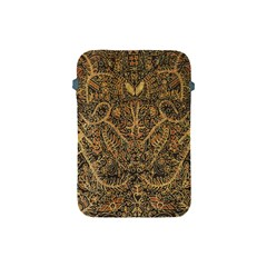 Art Indonesian Batik Apple Ipad Mini Protective Soft Cases by BangZart