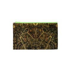 Art Indonesian Batik Cosmetic Bag (xs) by BangZart