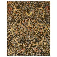 Art Indonesian Batik Drawstring Bag (small) by BangZart