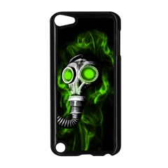 Gas Mask Apple Ipod Touch 5 Case (black) by Valentinaart