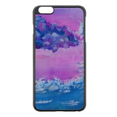 Rising To Touch You Apple Iphone 6 Plus/6s Plus Black Enamel Case by Dimkad