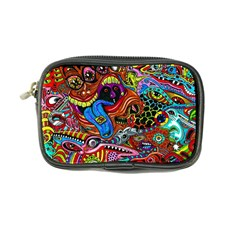 Art Color Dark Detail Monsters Psychedelic Coin Purse by BangZart