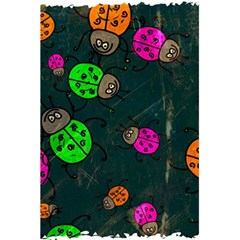 Abstract Bug Insect Pattern 5 5  X 8 5  Notebooks by BangZart