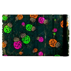 Abstract Bug Insect Pattern Apple Ipad 3/4 Flip Case by BangZart