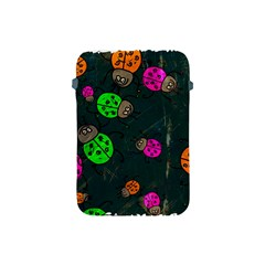 Abstract Bug Insect Pattern Apple Ipad Mini Protective Soft Cases by BangZart