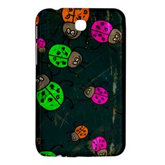 Abstract Bug Insect Pattern Samsung Galaxy Tab 3 (7 ) P3200 Hardshell Case  by BangZart
