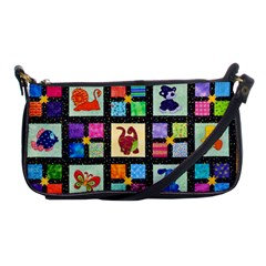 Animal Party Pattern Shoulder Clutch Bags by BangZart