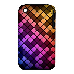 Abstract Small Block Pattern Iphone 3s/3gs by BangZart