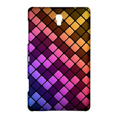 Abstract Small Block Pattern Samsung Galaxy Tab S (8 4 ) Hardshell Case  by BangZart