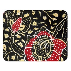 Art Batik Pattern Double Sided Flano Blanket (large)  by BangZart