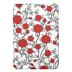 Texture Roses Flowers Kindle Fire Hd 8 9  by BangZart
