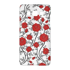Texture Roses Flowers Samsung Galaxy A5 Hardshell Case  by BangZart