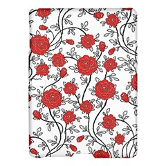 Texture Roses Flowers Samsung Galaxy Tab S (10 5 ) Hardshell Case  by BangZart