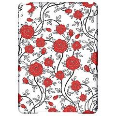 Texture Roses Flowers Apple Ipad Pro 9 7   Hardshell Case by BangZart