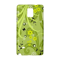 Flowers On A Green Background                      Apple Iphone 6 Plus/6s Plus Leather Folio Case by LalyLauraFLM