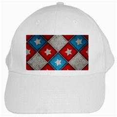 Atar Color White Cap by BangZart
