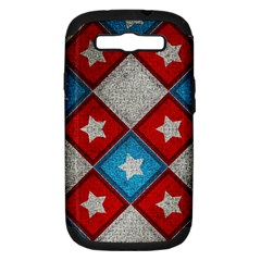 Atar Color Samsung Galaxy S Iii Hardshell Case (pc+silicone) by BangZart