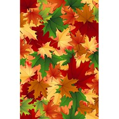 Autumn Leaves 5 5  X 8 5  Notebooks by BangZart