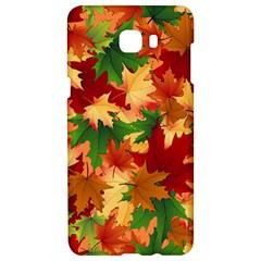 Autumn Leaves Samsung C9 Pro Hardshell Case  by BangZart