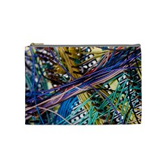 Circuit Computer Cosmetic Bag (medium)  by BangZart