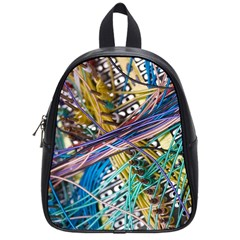 Circuit Computer School Bags (small)  by BangZart
