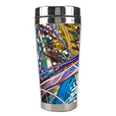 Circuit Computer Stainless Steel Travel Tumblers by BangZart