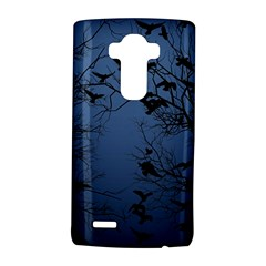 Crow Flock  Lg G4 Hardshell Case by Valentinaart