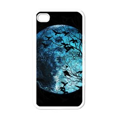 Mars Apple Iphone 4 Case (white) by Valentinaart