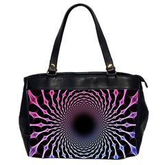 Spider Web Office Handbags (2 Sides)  by BangZart