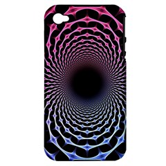 Spider Web Apple Iphone 4/4s Hardshell Case (pc+silicone) by BangZart