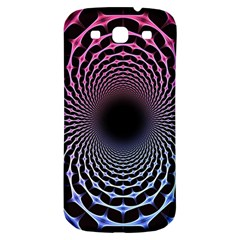 Spider Web Samsung Galaxy S3 S Iii Classic Hardshell Back Case by BangZart