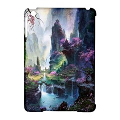 Fantastic World Fantasy Painting Apple Ipad Mini Hardshell Case (compatible With Smart Cover) by BangZart