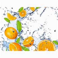 Fruits Water Vegetables Food Canvas 36  X 48   by BangZart