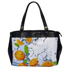 Fruits Water Vegetables Food Office Handbags by BangZart