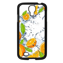 Fruits Water Vegetables Food Samsung Galaxy S4 I9500/ I9505 Case (black) by BangZart