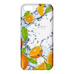 Fruits Water Vegetables Food Apple Iphone 5c Hardshell Case by BangZart
