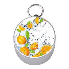 Fruits Water Vegetables Food Mini Silver Compasses by BangZart